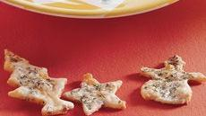 Nutty Cheddar Crackers Recipe
