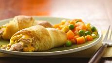 Tuna Salad Crescents Recipe
