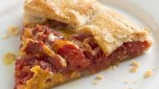 Fire Roasted Tomato Pie Recipe