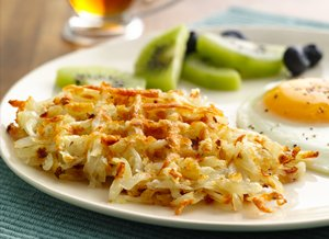 Hash&#32;Brown&#32;Waffles
