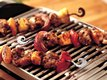Grilled Jerk Chicken Kabobs