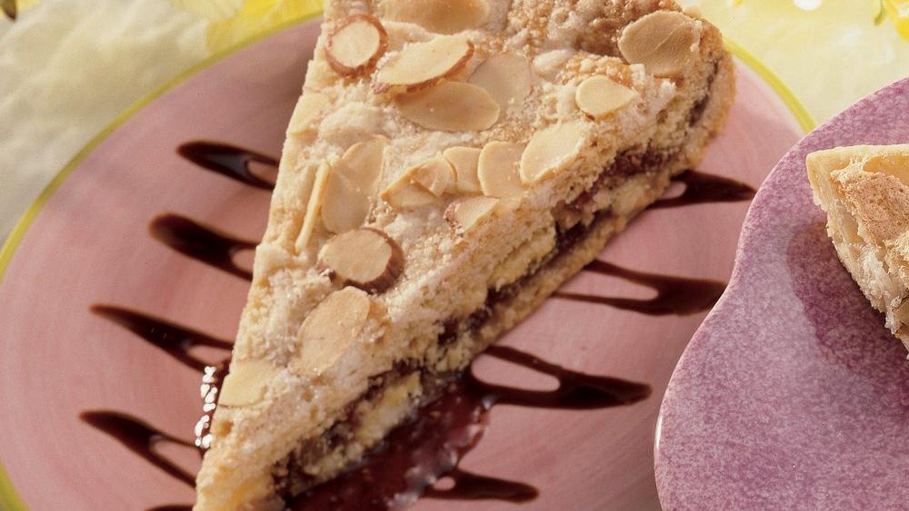 Viennese Streusel Cookie Torte