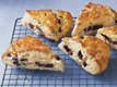 Dark Chocolate Chunk &#39;n Cherry Scones