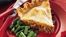 Cheeseburger Pot Pie Recipe