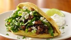 Sloppy Jose Gorditas Recipe