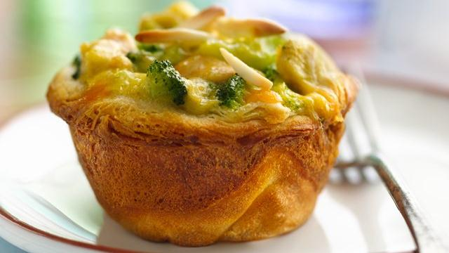 Chick-n-Broccoli Pot Pies