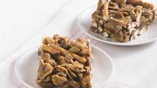 Wake-Up Espresso Cereal Bars Recipe