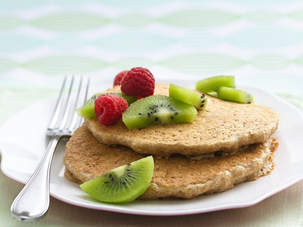 Oatmeal Pancakes 