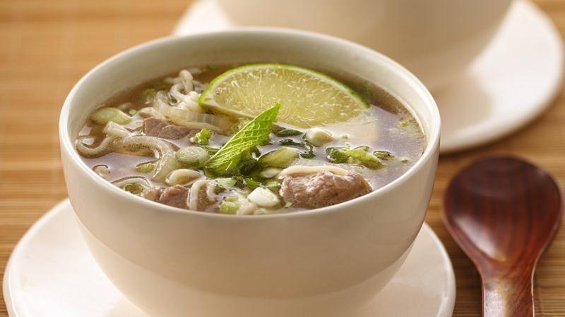 Thai Beef Noodle Bowls
