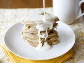 Cinnamon-Bun Waffles