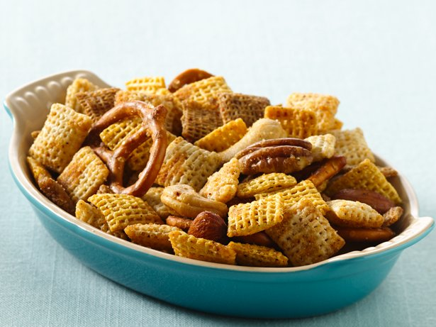Creole Kick Chex Mix