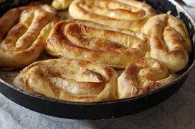 Albanian Pita (Cornbread)