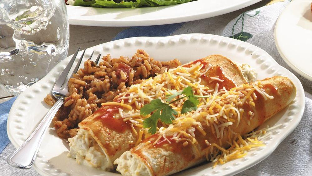 Tex-Mex Chicken Enchilada Packets