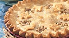 Savory Beef and Mushroom Pie Recipe