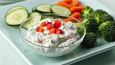 Fresh Dill Yogurt Dip