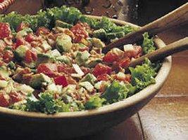 Image of Avocado And Tomato Salad, Betty Crocker