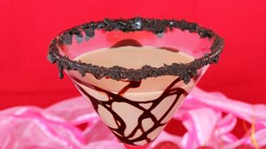 Chocolate Indulgence Martini