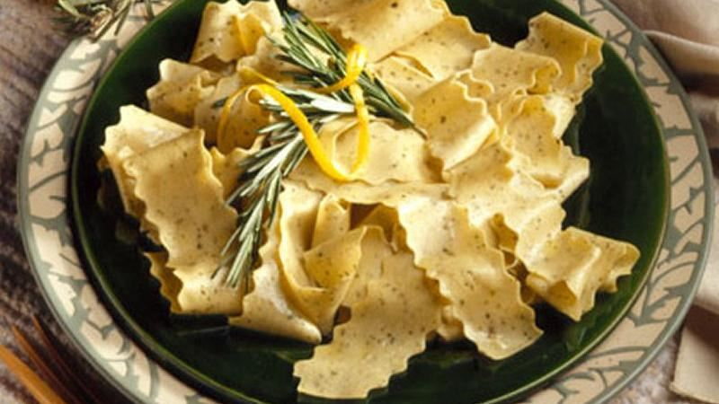 Rosemary-Lemon Pasta