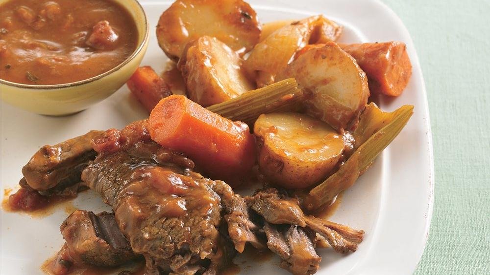 Italian Pot Roast recipe from Pillsbury.com