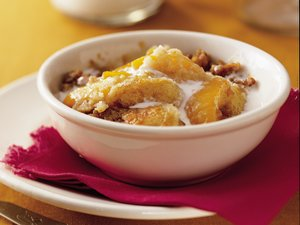Praline&#32;Peach&#32;Cobbler
