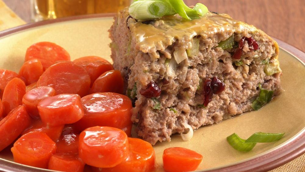 Easy-Glazed Turkey Loaf