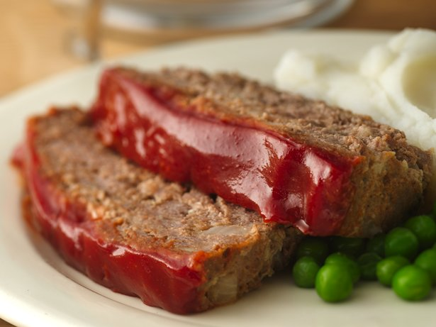 Gluten Free Glazed Meat Loaf