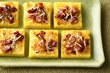 Caramelized Onion and Pancetta-Topped Polenta Bites