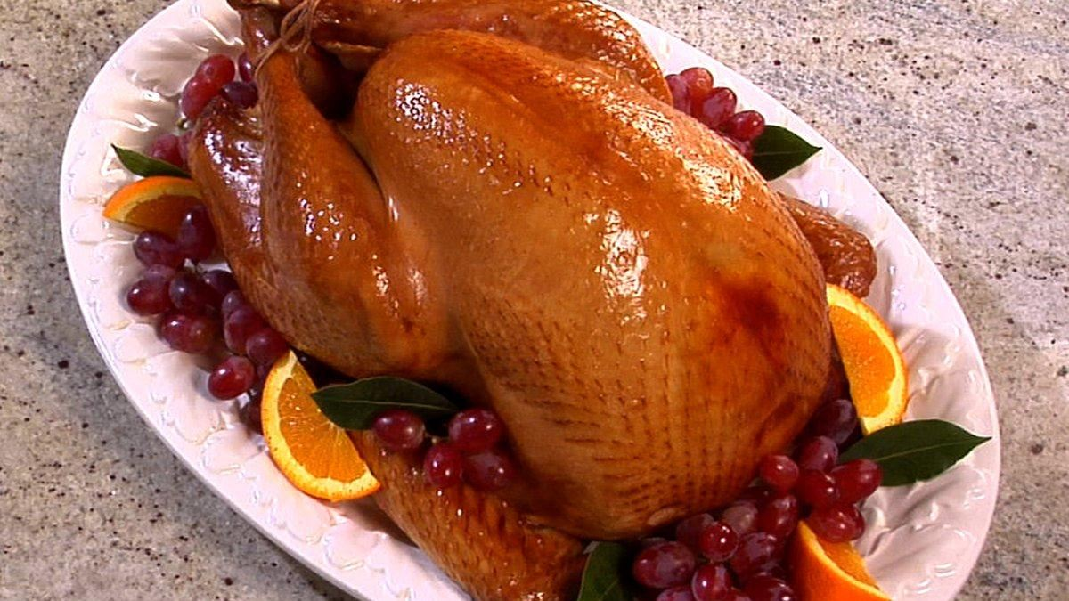 The Best Brined Turkey Life Made Delicious