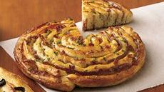Bacon Breadstick Focaccia Recipe