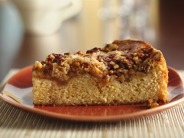 Apple-Crisp Orange Pound Cake