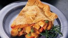 Chicken Paprikash Pot Pie Recipe