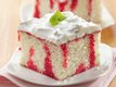 Cherry Limeade Poke Cake