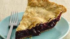 Cherry-Strawberry Pie Recipe