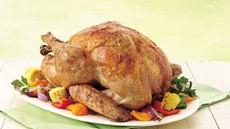 Grilled Whole Turkey Recipe