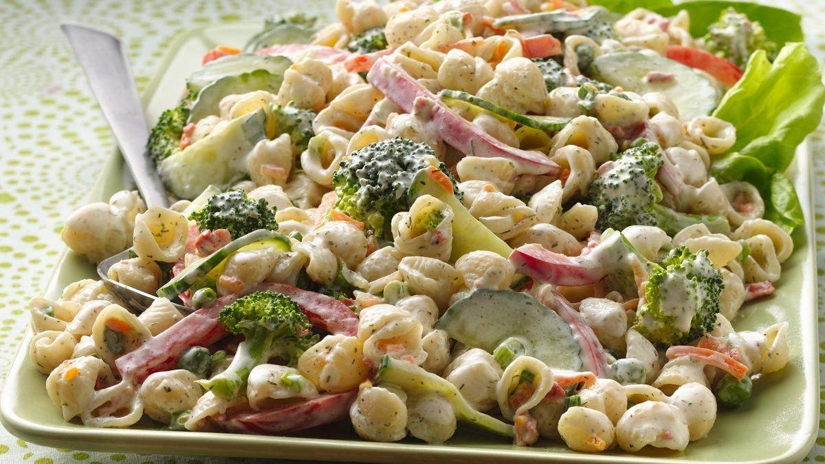 Emeril's Macaroni Salad Recipes — Dishmaps