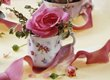 Rose Teacups Table Decorations