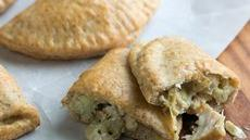 Chicken and Artichoke Hand Pies Recipe