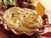 Roasted-Garlic White Bean Hummus