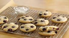 Lemon-Blueberry Cheesecake Cookies	 Recipe