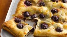 Dark Cherry-Chocolate Breakfast Pastry Recipe