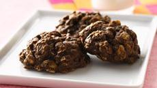 Double-Chocolate Oatmeal Cookies Recipe