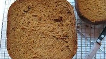 Anadama Oatmeal Bread from your bread machine