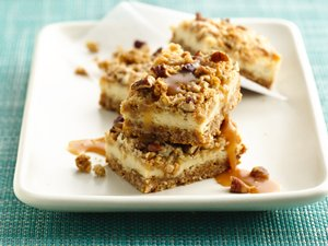 Toffee&#32;Brown&#32;Ale&#32;Cheesecake&#32;Bars