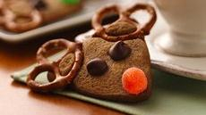 Reindeer Cookies Recipe