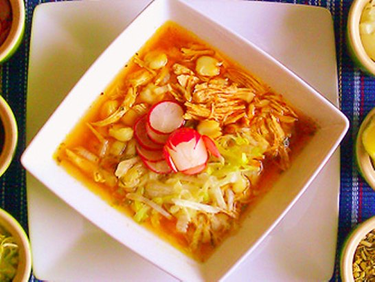 Pozole Soup Chipotle Chipotle Pozole Learn From