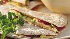 Veggie Quesadillas Recipe