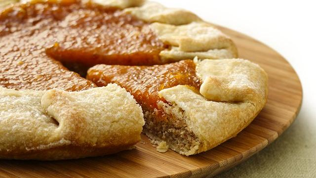 Image of Almond-apricot Galette, Pillsbury