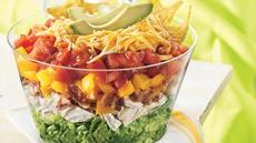 Chicken BLT Taco Salad Recipe