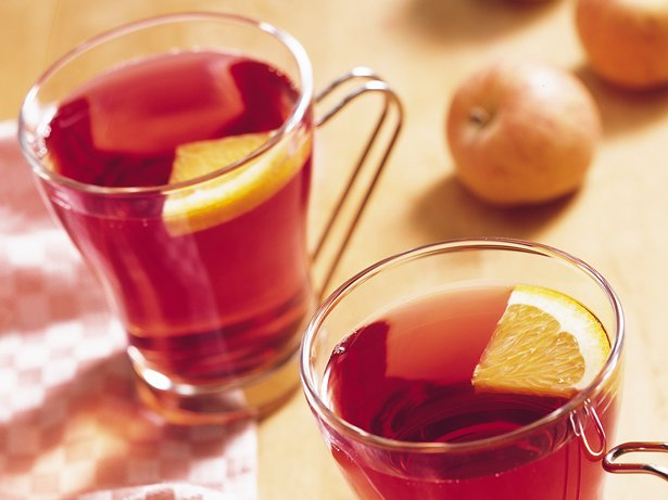 Slow Cooker Spiced Cranberry-Apple Cider