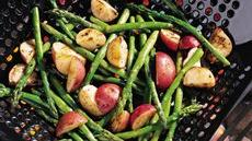 Grilled Asparagus and New Potatoes Recipe